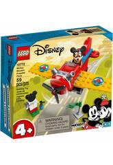 Lego Disney Avión Clásico de Mickey Mouse 10772