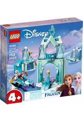 Lego Disney Frozen: Paraíso Invernal de Anna y Elsa 43194