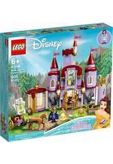 Lego Disney Château de la Belle et la Bête 43196