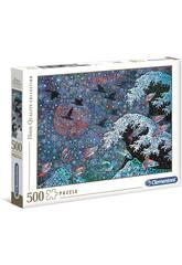 Puzzle 500 Bailando con las Estrellas Clementoni 35074