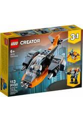 Lego Creator Le Cyber Drone LEGO 31111