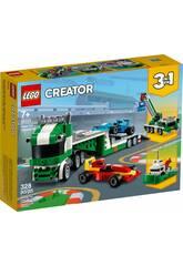 Lego Creator Transporte de Coches de Carrera 31113