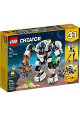 Lego Creator Meca Minatore spaziale 31115