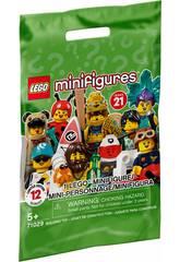 Lego Minifiguras 21ª Edicion 71029