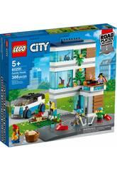 Lego My City Moderna Casa Familiar 60291