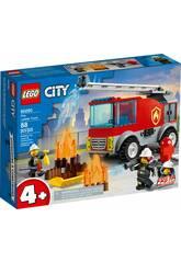 Lego City Le Camion des Pompiers avec échelle 60280