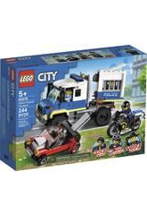 Lego City Le Transport des Prisonniers 60276