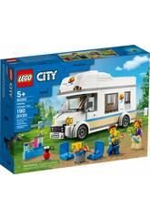 Lego City Le Camping-car de vacances 60283