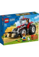 Lego City Le Tracteur 60287