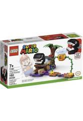 Lego Super Mario Ensemble d'extension La rencontre de Chomp dans la jungle 71381