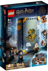 Lego Harry Potter Momento Hogwarts Clase de Encantamientos 76385