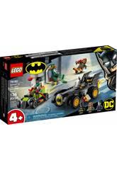Lego Batman Vs The Joker Perseguição no Batmobile 76180