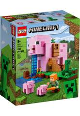 Lego Minecraft La Maison Cochon 21170