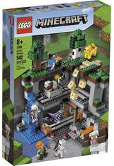 Lego Minecraft La Primera Aventura 21169