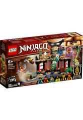 Lego Ninjago Torneo degli elementi 71735