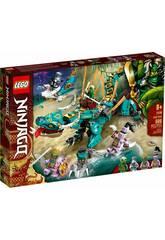Lego Ninjago Le dragon de la jungle 71746