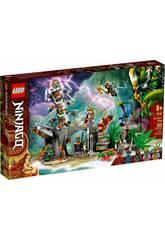 Lego Ninjago Aldea de Los Guardianes 71747