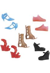 Barbie Zapatos Pack Verano Mattel GXG02