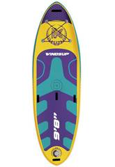 Tabla Paddle Surf Stand-Up Kohala Windsup 295x86x15 cm. Ociotrends KH29515