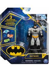 Batman Figura 10 cm. Batman Bizak 6192 7827