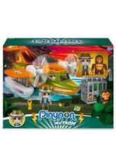 Pinypon Action Wild Hidroavión Famosa 700016266