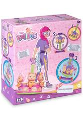 The Bellies: Trolley Coaster Famosa 700016222