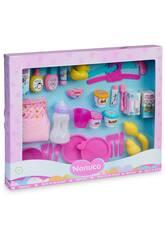 Nenuco Méga Pack d?accessoires Famosa 700016294