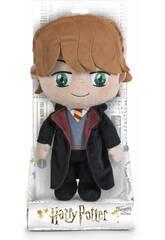 Peluche Harry Potter Ministère de la Magie Ron 28 cm. Famosa 760018189