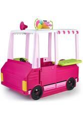 Vehículo Cocina Feber Food Truck Famosa 800012990