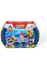 T-Racers Playset Turbo Crane Magic Box PTRSD014IN10