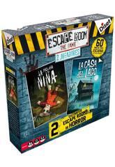Escape Room The Game Deux Joueur Diset 62318
