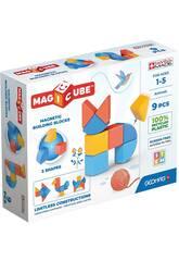 Geomag Magicube Green Animals 9 Piezas Toy Partner 201