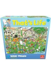 Puzzle 1.000 That's Life Universidad Goliath 914785