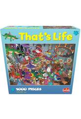 Puzzle 1.000 That's Life Magia Goliath 919262