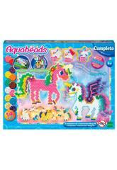 Aquabeads Set Unicorni Magici Epoch Para Imaginar 31908