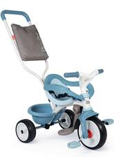 Triciclo Be Move Confort Azul Smoby 740414