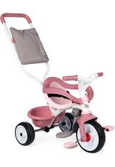 Tricycle Be Move Confort Rose Smoby 740415