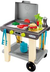 Grille de barbecue Smoby 4669
