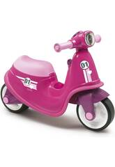 Scooter rose Smoby 721002