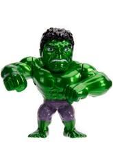 Avengers Figura de Metal Hulk 10 cm. Simba 253221001