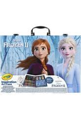 Mallette d'artiste Frozen 2 Crayola 04-0635