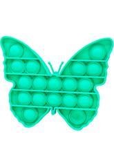 Pop It Papillon Vert