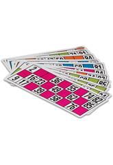 48 Cartões Lotaria Bingo Cayro C-48