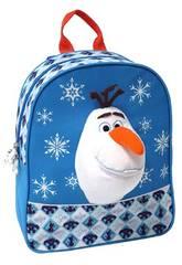Mochila Tagarela Frozen Olaf Toybags T350-018