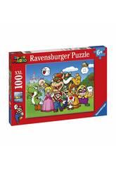 Puzzle XXL Super Mario 100 Piezas Ravensburguer 12992