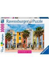 Puzzle 1.000 Piezas Mediterranean Spain Ravensburguer 14977