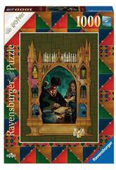 Puzzle Harry Potter Y El Misterio del Príncipe Book Edition 1.000 Piezas Ravensburger 16747