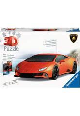 Casse-tête 3D Lamborghini Huracan Evo Ravensburguer 11238