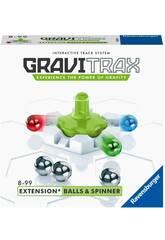 Gravitrax Extensión Balls & Spinner Ravensburger 26979