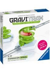 Gravitrax Expansión Spiral Ravensburger 26838